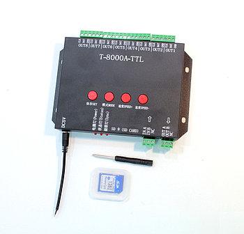 Контроллер для видео диодов T8000