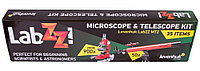 Набор Levenhuk LabZZ MT2: микроскоп и телескоп, фото 1