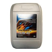 Дизельное масло Газпром 15w40, 10w40 от 600 тг/литр