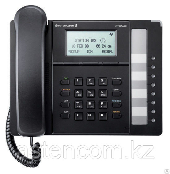 IP телефон LIP-8008E
