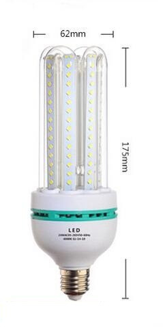 """Светодиодная лампа """"кукуруза"""" Е27 20W 4U"""