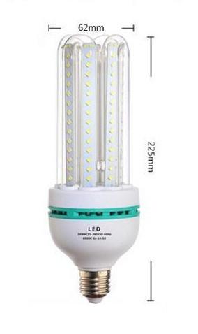"""Светодиодная лампа """"кукуруза"""" Е27 30W 4U"""
