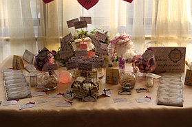 Candy bar (обертки для шоколадок, открытки, рассадка гостей, бонбоньерки) 5