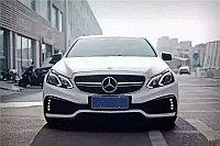 Обвес WALD на Mercedes-Benz E-class W212 РЕСТАЙЛИНГ (Пластик PP), фото 1