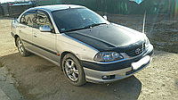 Мухобойка (дефлектор капота) Toyota Avensis 1998-2002