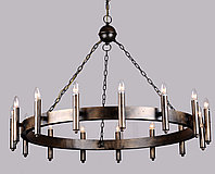 Люстра подвесная FAVOURITE CASTELLO 1144-15P