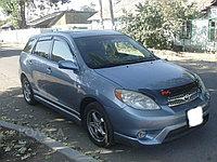Мухобойка (дефлектор капота) Toyota Matrix 2003-2007
