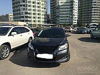 Мухобойка (дефлектор капота) Toyota Matrix 2009+
