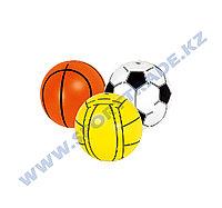 Мяч надувной (футбол, волейбол, баскетбол) WinMax