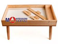 Ящик для рисования на песке (73*43*45 см.)