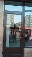 Двери из стекла для офиса