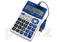 Калькулятор 12р, Milan  USB-выход