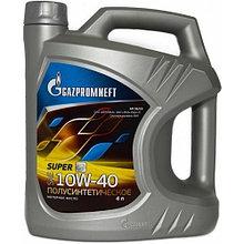 Моторное универсально масло Газпром Супер 10W40 полусинтетическое 5л