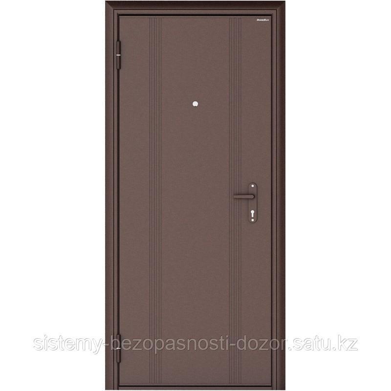 Дверь металлическая DOORHAN ЭКО 980/880 мм левая/правая