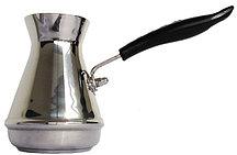 Турка для варки кофе с узким горлом (650 ml)