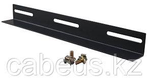 Hyperline TGB-960-RAL9004 Горизонтальный монтажный профиль длиной 730 мм, для шкафов с глубиной от 1000 мм,