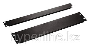 Hyperline BPV-3-RAL9005 Фальш-панель на 3U, цвет черный (RAL 9005)