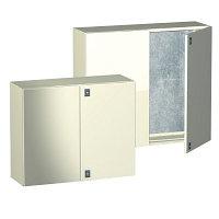 DKC / ДКС R5CE0683 Навесной шкаф серии CE, 600х800х300мм (ВхШхГ), двухдверный, с монтажной панелью, IP55,