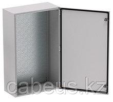 DKC / ДКС R5ST1264 Навесной шкаф серии ST, 1200х600х400мм (ВхШхГ), с монтажной панелью, IP65, использование