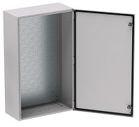 DKC / ДКС R5ST1284 Навесной шкаф серии ST, 1200х800х400мм (ВхШхГ), с монтажной панелью, IP65, использование