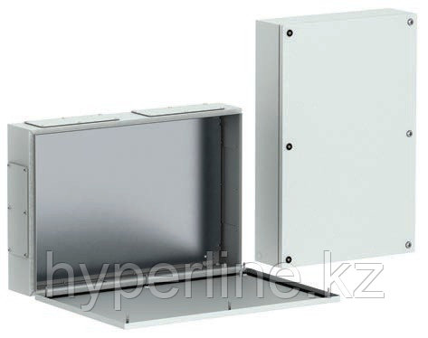 DKC / ДКС R5CDE33120C Навесной клеммный бокс серии CDE, 300х300х120мм (ВхШхГ), с крышкой на петлях, IP55,
