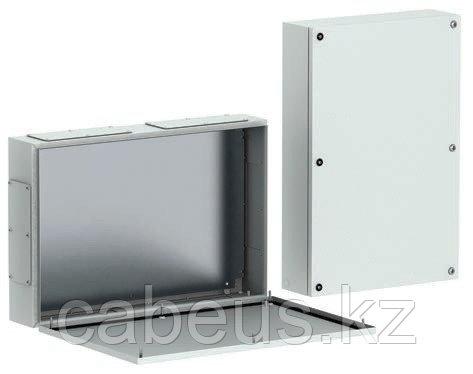 DKC / ДКС R5CDE2280C Навесной клеммный бокс серии CDE, 200х200х80мм (ВхШхГ), с крышкой на петлях, IP55,