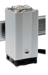 DKC / ДКС R5FMHT300 Компактный обогреватель с кабелем и вентилятором, P=300W