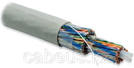 Hyperline UUTP100-C5-S24-IN-PVC-GY (UTP100-C5-SOLID-INDOOR) Кабель витая пара, неэкранированная U/UTP,