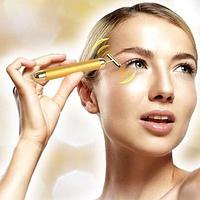 Revoskin Gold ионный вибромассажер для лица, фото 1