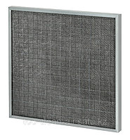 Фильтр воздушный с фильтрующим материалом из металлической сетки