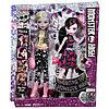 Наборы кукол - Дракулаура и Моаника Monster High
