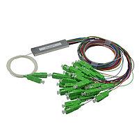 Оптический cплиттер PLC SC/APC 1*64