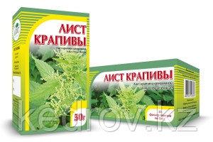 Крапива, листья 50 гр.