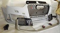 Передний бампер RS3 для Audi A3 8v
