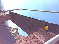 Въездные откатные ворота, фото 1