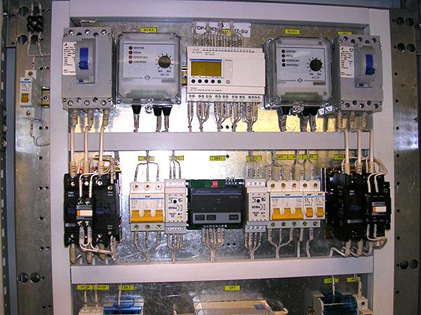 Низковольтное комплектное оборудование