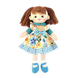 Мягкая игрушка Кукла Хозяюшка, 30 см