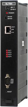 Модуль 4 аналоговых абонентов SLTM4