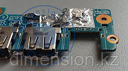 Профессиональная замена USB разъема от ноутбука