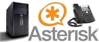 IP АТС Asterisk 20 SIP абонентов