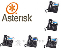 IP АТС Asterisk 50 SIP абонентов
