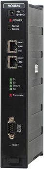 VOIM24 модуль IP-телефонии, 24 канала VoIP