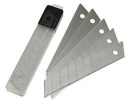 Лезвия для канцелярского ножа 18 мм