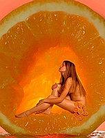 """Цитрусовый релакс: """"Ароматные апельсины"""" с сахарным скрабированием (с long массажем 70 минут)"""