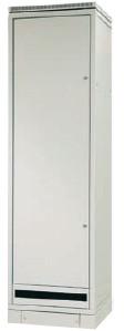 ZPAS WZ-3503-09-42-011-3U Сплошная металлическая дверь с фальшпанелью 3U для шкафов OTS1 (коробка №4) и SZB, SZBR, SZBD, SZBSE, высота 24U, ширина