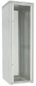 ZPAS WZ-1718-81-06-161 Дверь стальная с перфорацией 80% (тип P) 42Ux600 мм (ВхШ), одноточечный замок, для шкафов SZB, SZBR, SZBD, SZBSE, OTS1, DC,