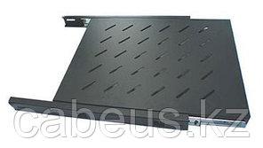 Hyperline TSSY-810-RAL9004 Полка выдвижная глубиной 810мм(W510xD810xH36) для шкафов серии TSA глубиной 1200мм,