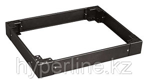 Hyperline TLT-662-RAL9004 Цоколь 600х600х200мм, для шкафов серии TTC, цвет черный (RAL 9004)