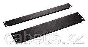 Hyperline BPV-2-RAL7035 Фальш-панель на 2U, цвет серый (RAL 7035)