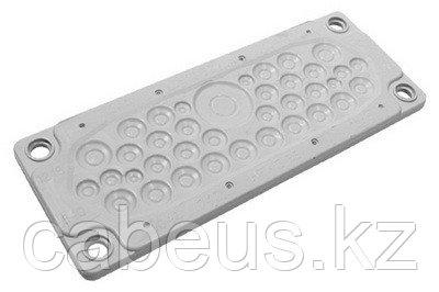 DKC / ДКС R5HTKC36 Кабельный ввод мембранный, пластик, 36 отверстий, V0 UL94, IP65